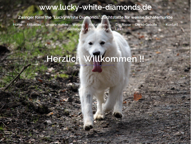 Zuchtstätte from the Lucky White Diamonds